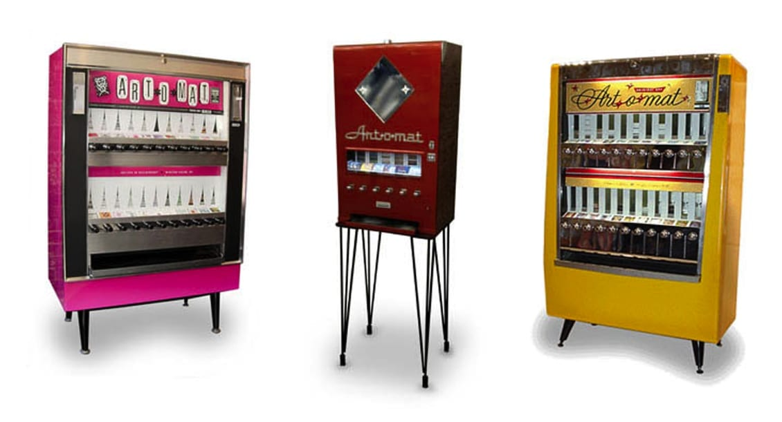 New Trends in Vending Machines
