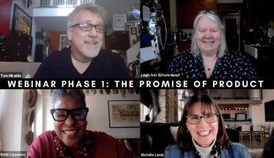 The Promise of Product – A Springboard Webinar Series Replay