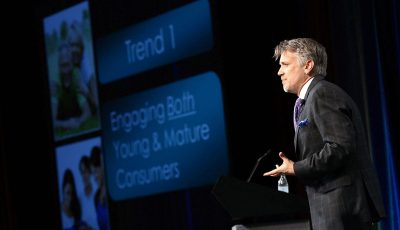 """""""Stay focused on universal needs and aspirations"""" Advises Consumer Trend Expert Tom Mirabile"""