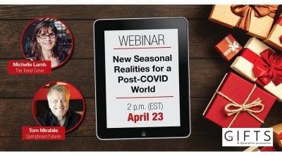 GDA to Host Webinar on Seasonal Décor Post COVID-19
