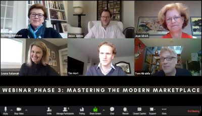 Mastering the Modern Marketplace – A Springboard Webinar Series Replay
