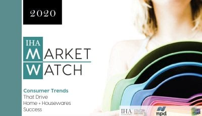 NPD, Springboard Futures, and the IHA Present The 2020 Market Watch Webinar Series