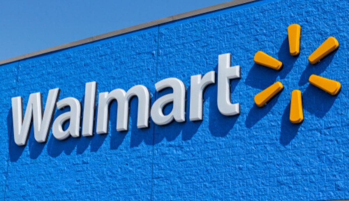 Walmart…Yes Walmart