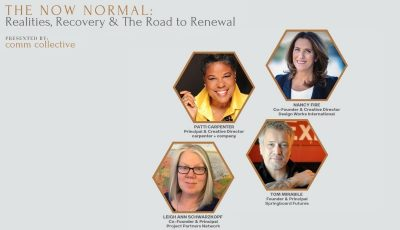 comm collective Webinar REPLAY: The Now Normal: Realities, Recovery & The Road to Renewal
