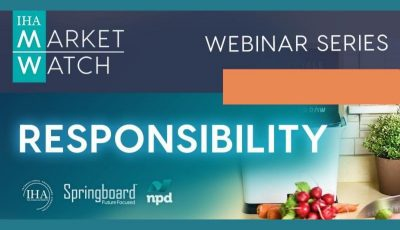 IHA Market Watch 2020 Webinar Series Session #5- RESPONSIBILITY