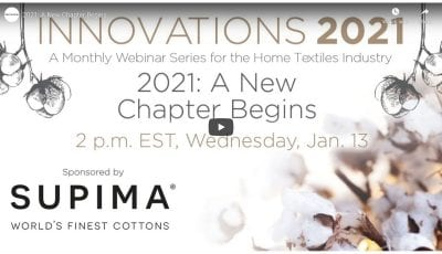Home Textiles Today Webinar Featuring Panelist Tom Mirabile, Greg Petro, and Buxton Midyette