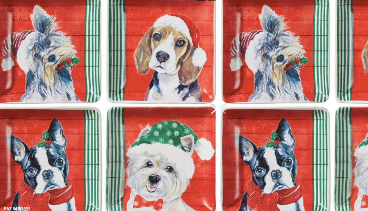 Pets, the Pandemic and Holiday Décor